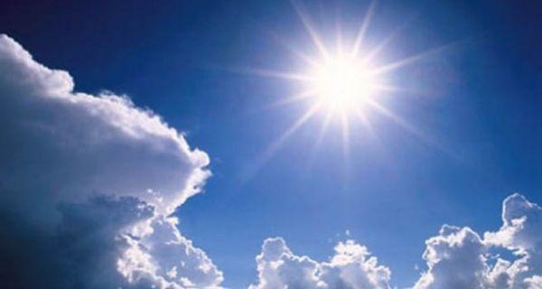 Oblačno sa sunčanim intervalima, uveče kiša