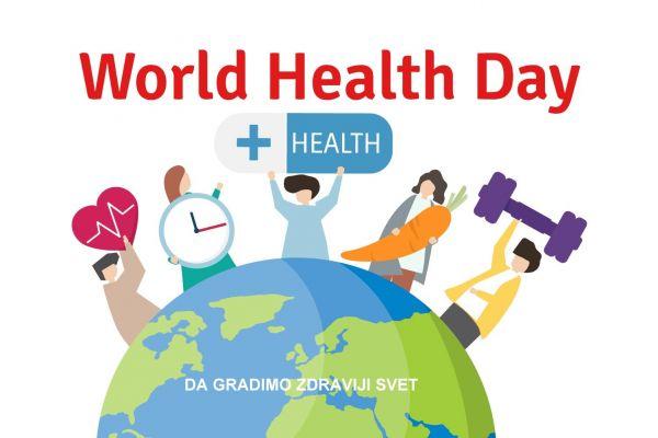 Danas se obeležava Svetski dan zdravlja