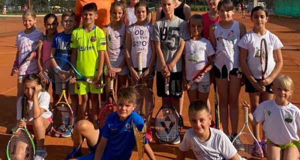 Најважније признање тенисерима Младости