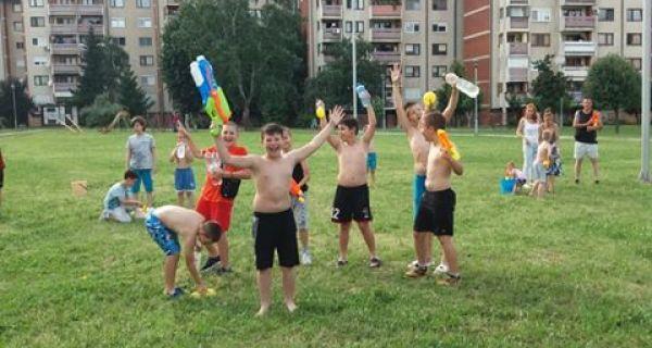 Лето на Тркалишту