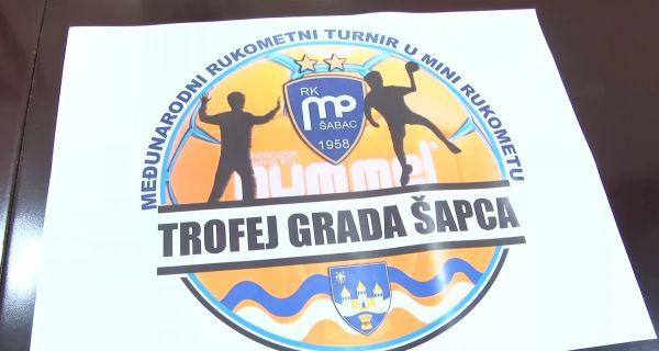 Sutra prvi Trofej grada Šapca