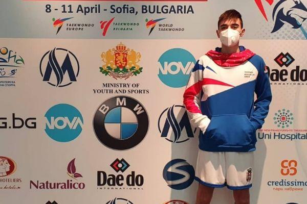 Матеја на задатку у Бугарској