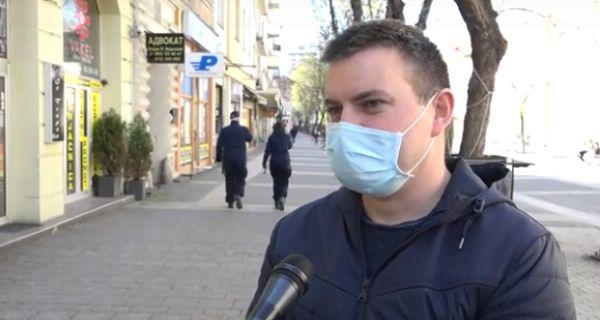 Komunalna policija kontroliše da li radnici nose maske