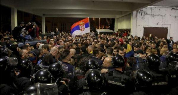 Radikalizacija protesta