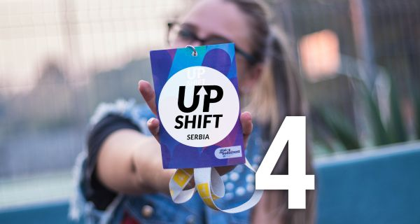 У току је конкурс за  UPSHIFT 4 онлајн радионицу за младе