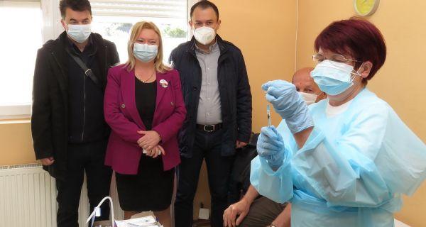 Вакцинација пут до победе над вирусом