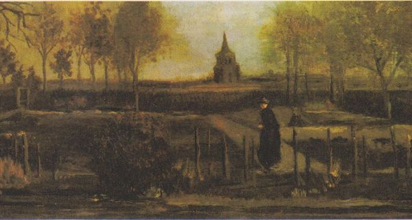 Ukradena Van Gogova slika