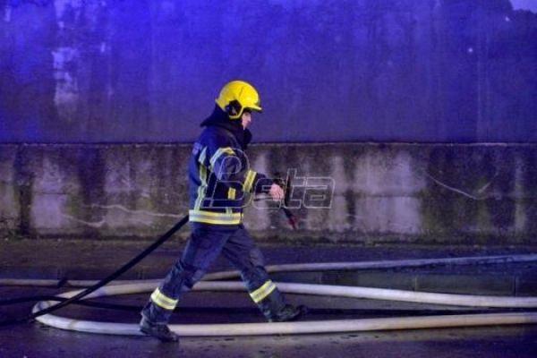 Расписан конкурс за 300 полазника обуке за ватрогасце-спасиоце