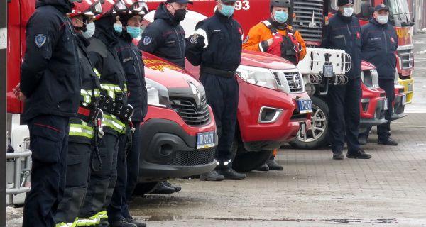 Traži se novih 300  vatrogasaca  spasilaca