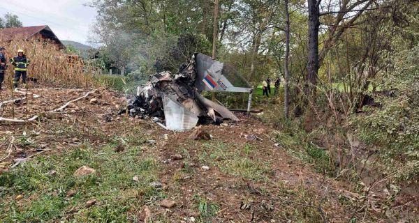 Tužilac: Poginula oba pilota, povređen meštanin