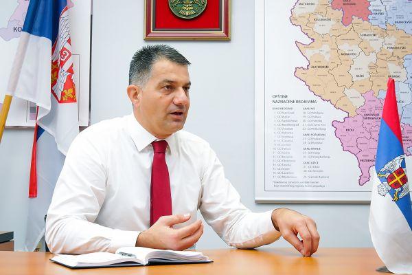 Saopštenje za medije  Vladana Krasavca,načelnika Mačvanskog upravnog okruga