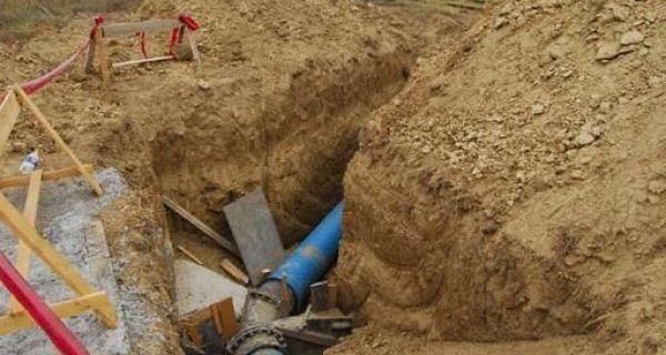 Прикључење на водоводну мрежу