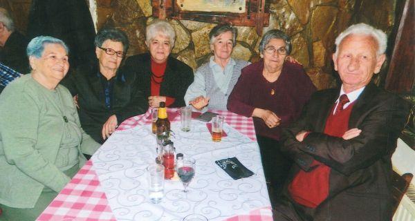 Veselo u udruženju vojnih penzionera