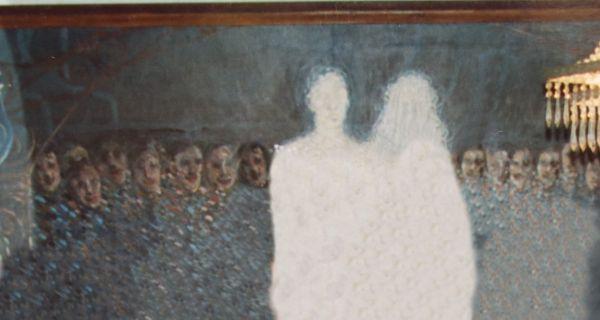 Zla sudbina umetnika u sali za venčanje
