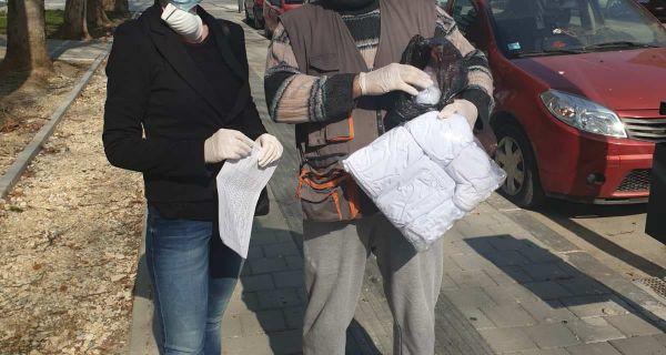 Заштитне маске за све Шапчане