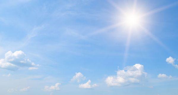 Pretežno sunčano i malo toplije