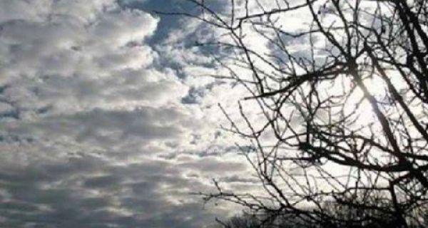 Претежно облачно, увече могућа слаба киша
