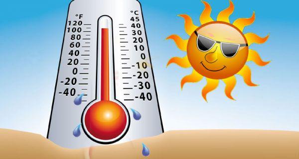 Visoke temperature do kraja meseca