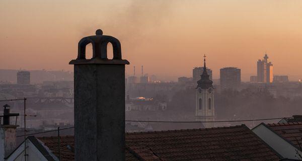 Агенција за заштиту животне средине: Ваздух у Београду добар до умерено загађен
