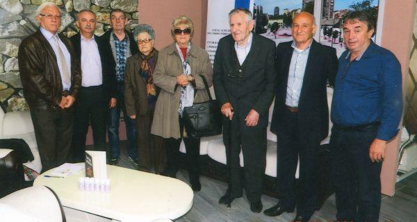Vojni penzioneri uživo na RTV AS