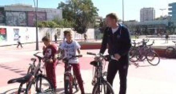 Promocijom biciklizma završena Evropska nedelja mobilnosti