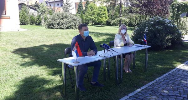 Зеленовић: У шабачку болницу смештено 100 пацијената