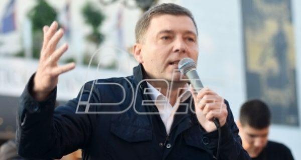 Зеленовић: Седница скупштине о Косову и Метохији покушај да се угуше протести