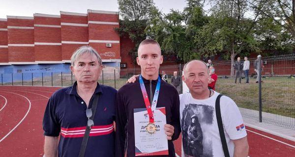 Тодоровић јуниорски првак