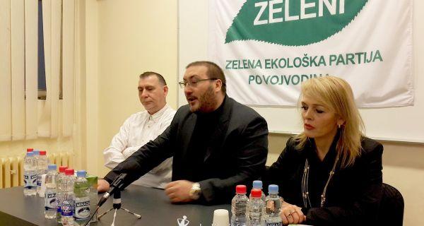 ЗЕП-Зелени раскинули коалицију са ЛСВ коју су оптужили да посредно брани режим Александра Вучића