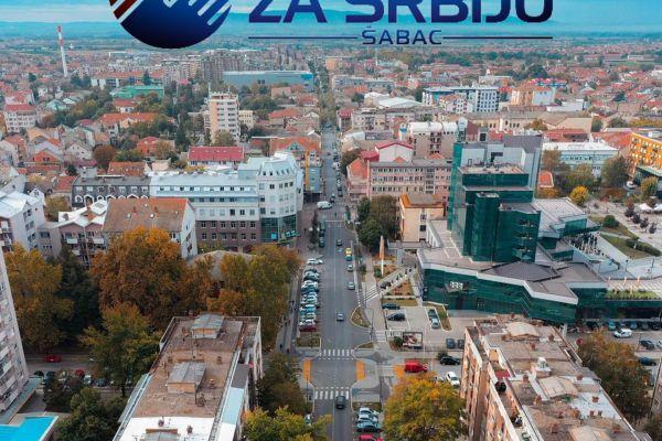Заједно за Србију Шабац: Априлска награда Вучићу чин полтронства